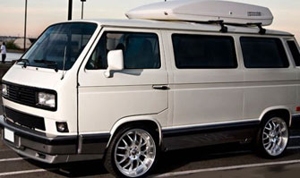 Vanagon Tuning By Fine Tuning